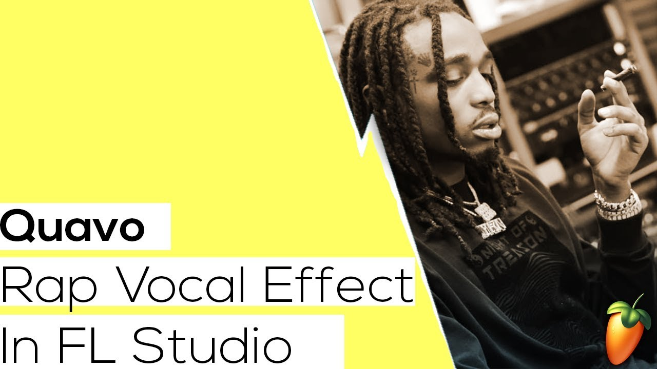 How To Sound Like Quavo Vocal Effect FL Studio Recording Template