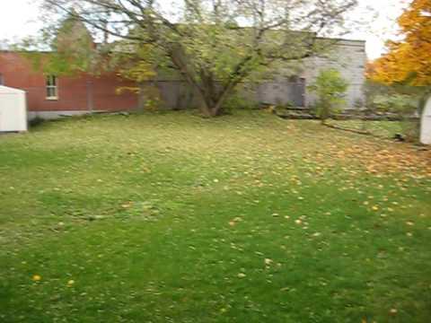 13 MAITLAND ST, Picton Ward, Prince Edward K0K 2T0.....Spacious Back yard/Rear view of Home