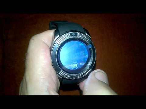 Smart watch v8 plus