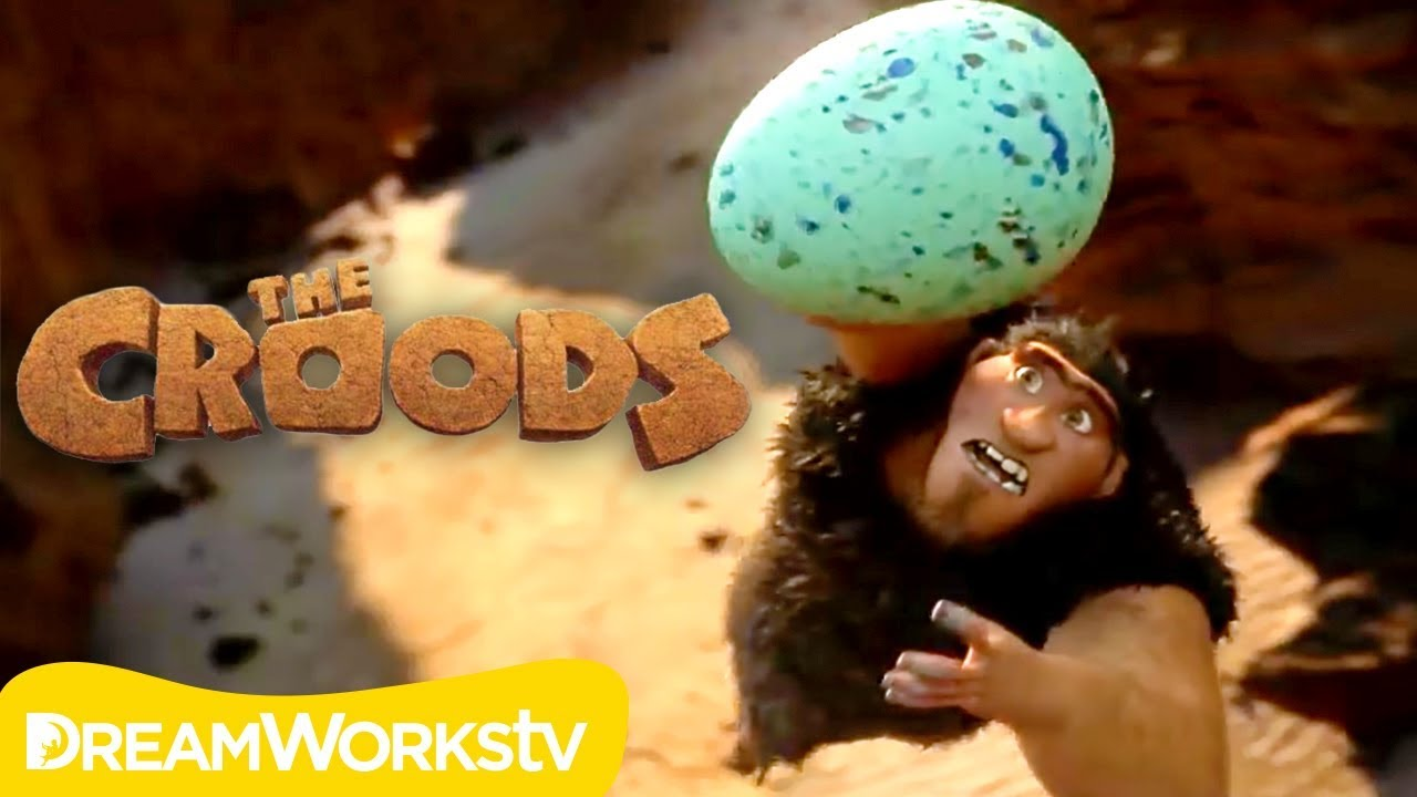 Download The World's First Big Game  | The Croods