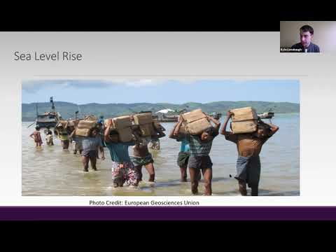 Lunch & Learn: Climate Change Refugees and the Impending Crisis