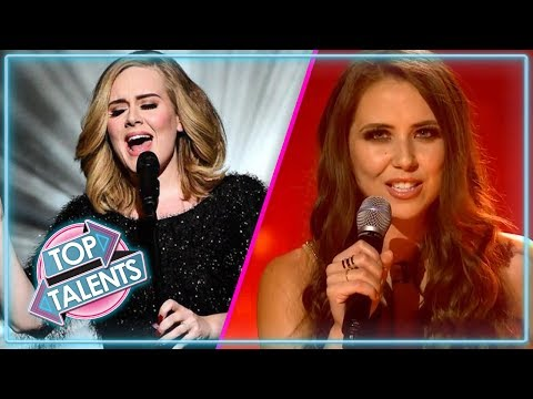 BEST Adele Auditions EVER on X Factor, Got Talent & Idol | Top Talents