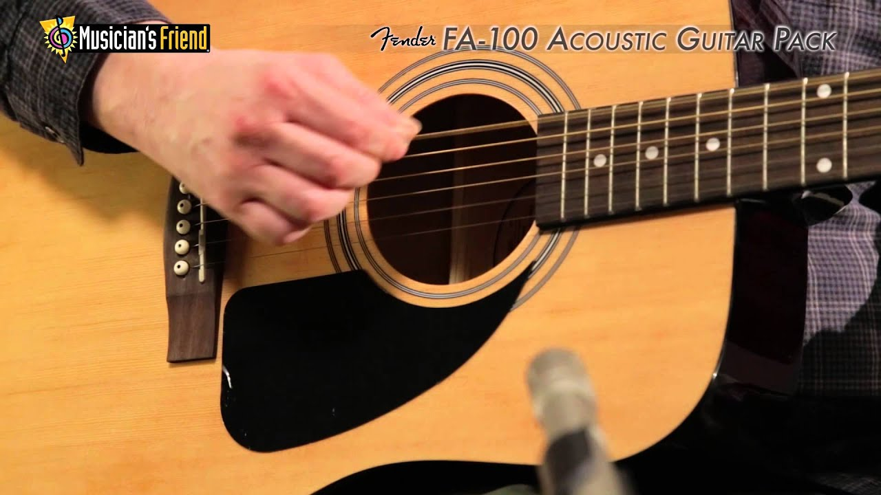 10 Best Acoustic Guitar for Beginners in 2019 (Review