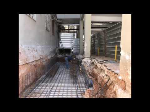 Συμμετοχή της τεχνικής εταιρίας Συμεωνίδη στο Μετρό Θεσσαλονίκης