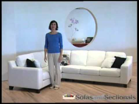 palliser stationary sofas big sandy sectional reed 77289 leather sofa group youtube