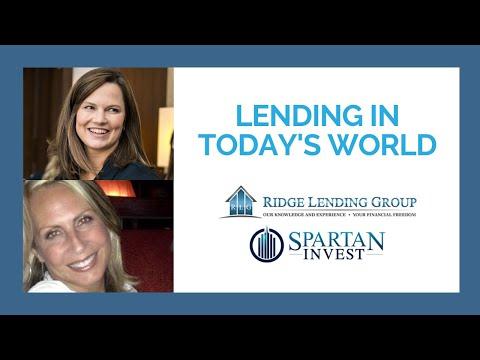 Lending in Today's World