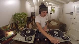Techno vinyl mix by Sol Ortega, E110101 & RDKS