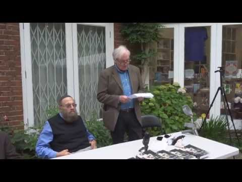 Hidden Freud Joseph Berke Book Launch