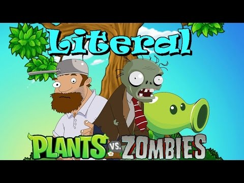 "Дословка - ""Plants Vs Zombies"" (Literal)"