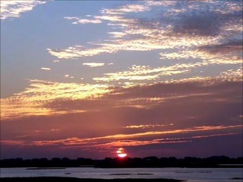 Sunrise over the Ocean - Mining by Moonlight