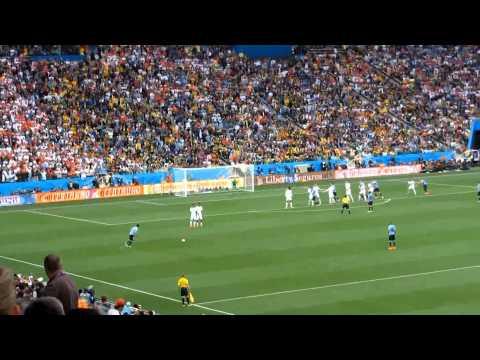 Uruguay vs England HD