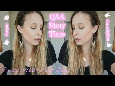 Q&A Story Time | Beauty, Love, Health, etc. | Vegan & Cruelty-Free
