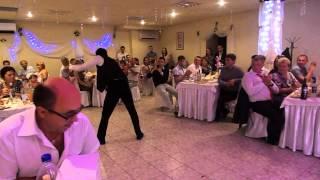 Свадьба - танец для жениха и невесты от друга жениха