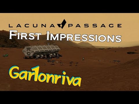 Lacuna Passage (First Impressions)