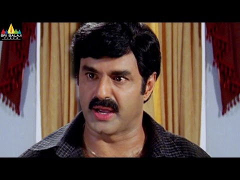 Balakrishna Punch Dialogues | Narasimha Naidu Powerful Dialogues | Sri Balaji Video