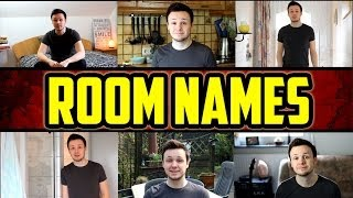 Room Names | Learn German for Beginners | Lesson 14