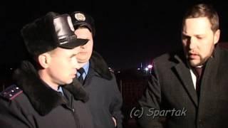 ДТП Київ, BMW протаранив Infinity адвоката Корбана та Хропачевського(, 2016-02-26T14:34:52.000Z)