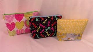Beginners Cosmetic Bag