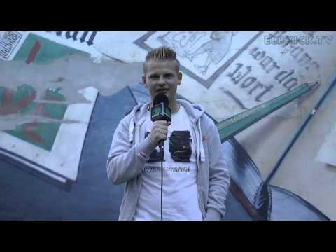Witz der Woche mit Oliver Kunkel (Hamm United FC) | ELBKICK.TV