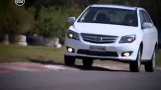 Test Drive BYD New F3