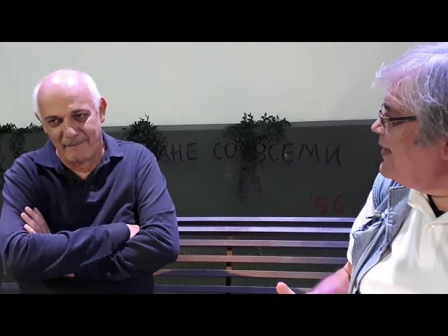 Γιώργος Κιμούλης - Το Παγκάκι - Συνέντευξη stellasview.gr