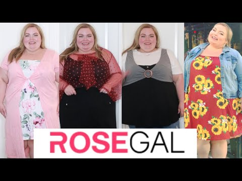 Rosegal plus size try on. http://bit.ly/2m3F6Vh
