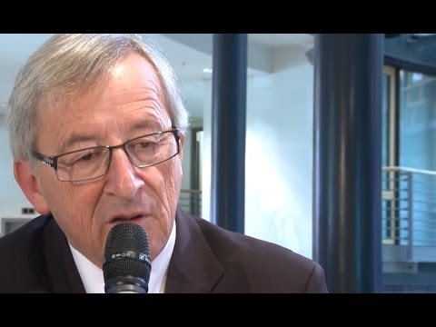 Jean-Claude Juncker INTERVIEW