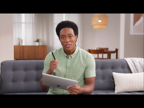 Surface Pro X with Windows 11