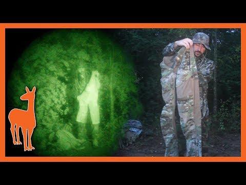 Night Vision vs Camouflage: Does camo still work under infrared light? - Night Optics