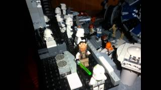 Lego Битва за укрепление клонов/ Battle for clone fortification