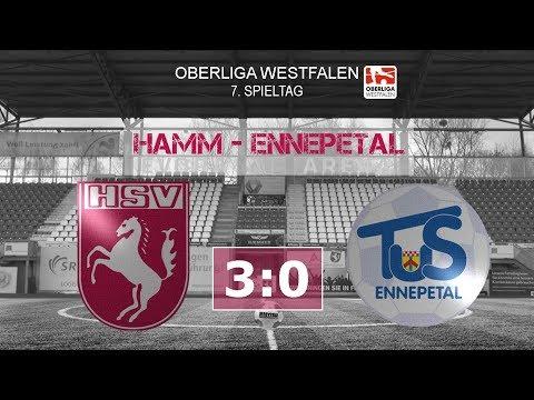 7. Spieltag 2017/18: Hammer SpVg - TuS Ennepetal 3:0 (1:0)