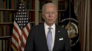 video: Watch: Biden pledges $100m of humanitarian aid to Lebanon on one year anniversary of Beruit blast
