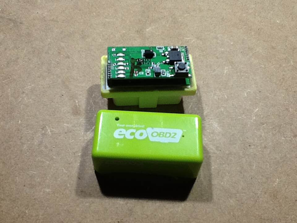 Inside an ECO OBD2