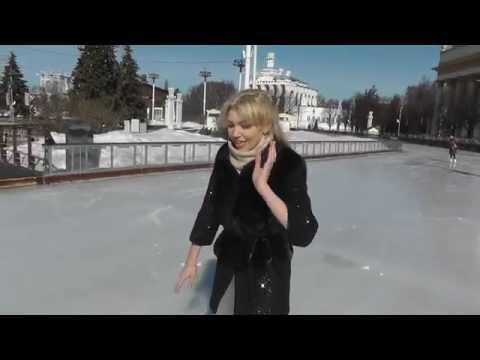 Как тормозить на фигурных коньках