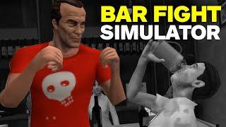 Drunken Bar Fights: Hilarious VR Gameplay (by Hummys VR Comedy)