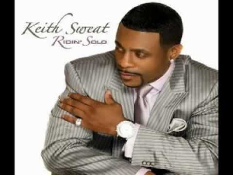 Keith Sweat - I'm The One You Want - New Album