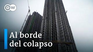 Gigante inmobiliario chino Evergrande preocupa en todo el mundo