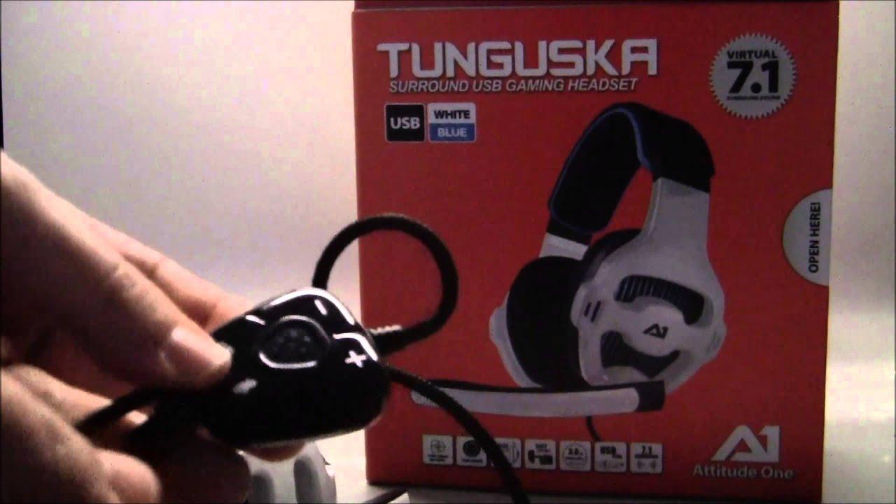 ATTITUDE ONE TUNGUSKA 7.1 HEADSET WINDOWS 7 64BIT DRIVER