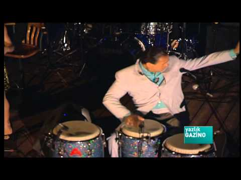 "Latin All Stars ""La vida es un carnaval"" Live Performance"