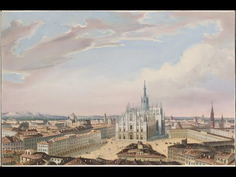 2020 Summer Lecture Series: Staycation: Milan: A Tale of Two Cities