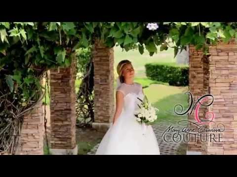 Mary Anne Casanova Bridal Couture Teaser