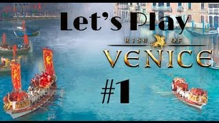 Let's Play Rise of Venice Gameplay Walkthrough Part 1