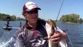 Уроки рыбалки на воблеры от Шанина.