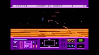 The Last Starfighter vs Star Raiders 2 (Atari 800)