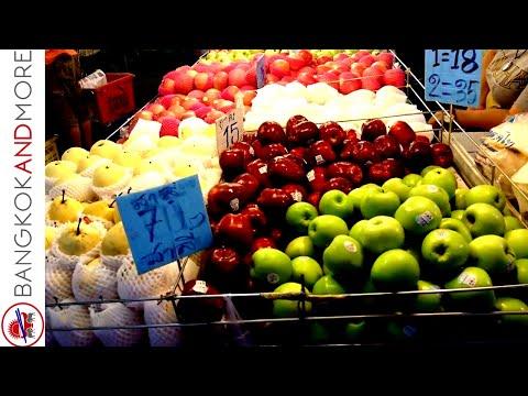 SAMRONG MARKET BANGKOK - All Thai Cooking Ingredients You Need ❤🇹🇭