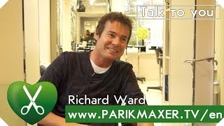 What do women really need? Richard Ward. parikmaxer tv english version