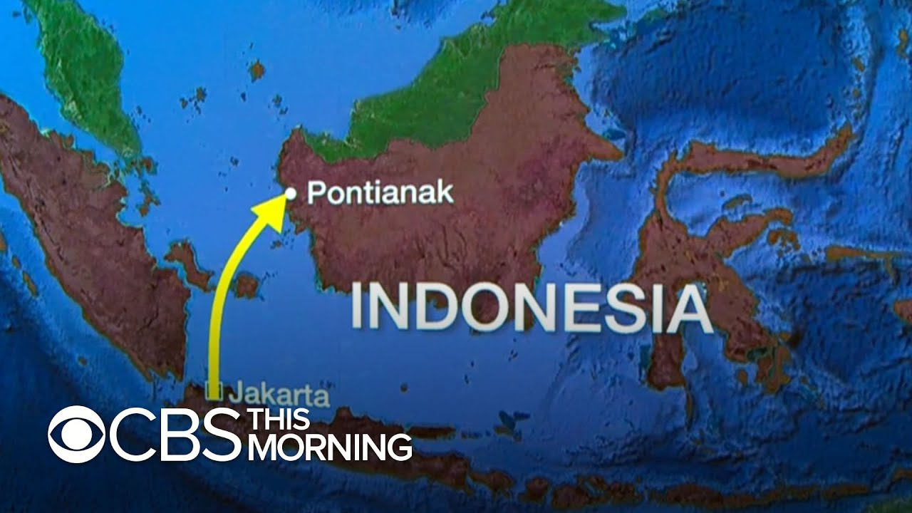 Boeing passenger jet is missing in Indonesia after takeoff with ...