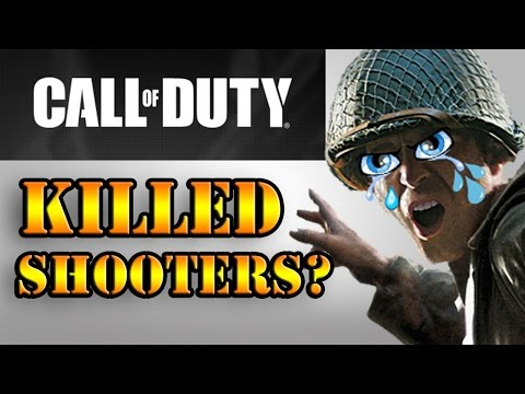 Did Call of Duty Ruin the Shooter Genre?