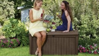 Sophisticated Décor, Keter Deck Box - 110-gallon Reviews