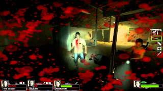 Trolly Left 4 Dead 2 Expert Campaign (Dark Carnival) Part 4